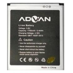 MR Battery Advan S4A batu Baterai advan s4a - hitam
