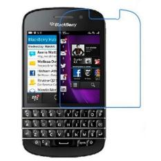 MR BlackBerry bb Q10 Tempered Glass Anti Gores Kaca - Clear