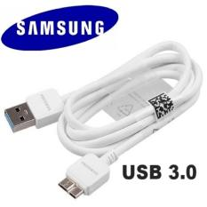 MR Cable 2in1 Charger USB Samsung Note 3 S5 Samsung s5 - putih