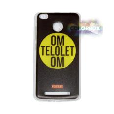 MR Case OM TELOLET OM Xiaomi Redmi 3S Ultrathin Jelly Case Air Case