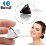 Harga Mr Handsfree Bluetooth N7 Mini Bluetooth V4 Headset Wireless Bluetooth Putih Original
