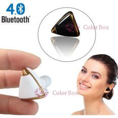 Promo Mr Handsfree Bluetooth N7 Mini Bluetooth V4 Headset Wireless Bluetooth Putih Dki Jakarta