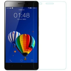 MR Lenovo A6010 a6000 Tempered Glass Anti Gores Kaca - Clear