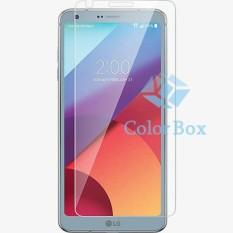 MR LG G6 Tempered Glass LG G6 / Anti Gores Kaca / Anti Gores LG G6 / Temper LG G6 - Clear