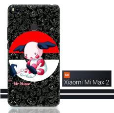 Mr. Mime Pokemon E0598 XIaomi Mi Max 2 Custom Hard Case