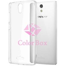 MR Oppo Mirror 3 / Oppo Mirror3 / Oppo R3007 / Oppo R3001 Softcase / Softshell Oppo Mirror 3 / Ultrathin / Ultra Thin / Silikon / Silicone / Casing HP - Putih Transparan