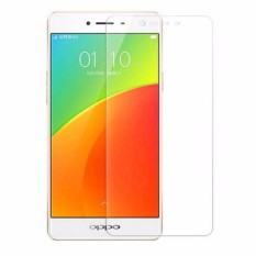 MR Oppo R827 Find 5 Mini Tempered Glass Anti Gores Kaca oppo r827 - bening