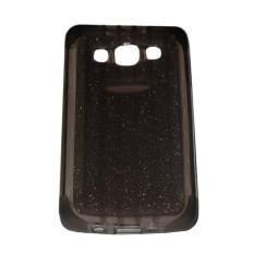 Mr Samsung Galaxy E7 Samsung E7 E700 Gliter Softcase Samsung Galaxy E7 / Softshell Samsung Galaxy E7 / Casing Samsung Galaxy E7 - Hitam