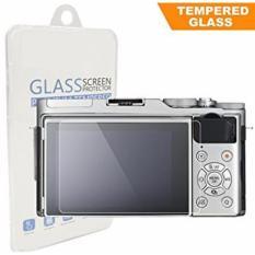 MR tempered glass kaca Fujifilm X A3 X a3 anti gores Kaca Kamera Fuji Film - Clear