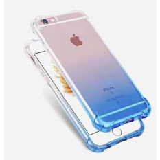 MR Soft Anti Crack Case Gradient Apple iPhone6 / iPhone  6G / iPhone 6S 4.7