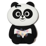 Obral Mr Soft Case 3D Panda For Oppo Neo7 A33 Silicone 3D Softcase Kartun Silicon Unik Panda Murah