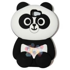 MR Soft Case 3D Panda For Samsung Galaxy J5 Prime Silicone 3D Softcase Kartun lucu unik - panda