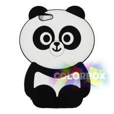 MR Soft Case 3D Panda Vivo Y53 2017 / Silikon 3D Vivo Y53 2017 / Softcase Kartun / Jelly Case / Case Hp Unik / Casing Silicone Vivo Y53 2017 - Baby Panda