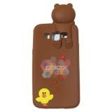 Toko Mr Soft Case 3D Sally Brown Samsung Galaxy J2 Prime Silicone 3D Peek Up Softcase Kartun Jelly Case Casing Samsung Cokelat Online Di Dki Jakarta