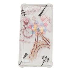 MR Soft Case Anti Crack Oppo A33 Neo 7 (14 Picture) / Anti Shock Case Oppo Neo 7 / Casing Oppo / Silikon Case Animasi - Paris