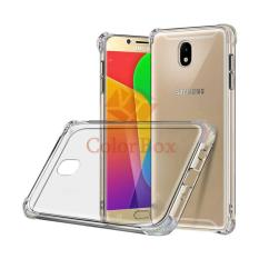 MR Soft Case Anti Crack Samsung Galaxy J2 Pro 2018 / Anti Shock Case Samsung J2 Pro 2018 / Ultrathin / Casing Samsung J2 Pro 2018 / Silicone / Silikon HP - Clear