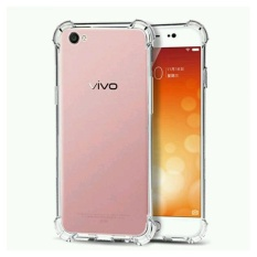 MR Soft Case Anti Crack Vivo Y55 / Anti Shock Case Vivo Y55 / Casing Vivo / Case Hp - Clear