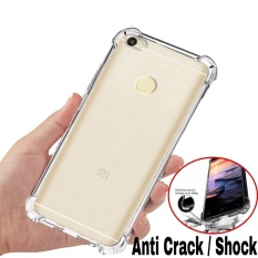 MR Soft Case Anti Crack Xiaomi Redmi Note 5A / Anti Shock Case Xiaomi Redmi Note 5A / Casing Xiaomi / Case Hp - Clear