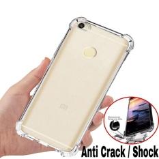 MR Soft Case Anti Crack Xiaomi Redmi Note 5A Pro / Anti Shock Case Xiaomi Redmi Note 5A Pro / Casing Xiaomi / Case Hp - Clear