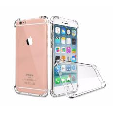 MR Soft Case iPhone 6G / Anti Crack iPhone 6S / Anti Shock Iphone6G / Iphone6s 4.7 Soft Case Anti Crack Anti Shock / Silicon Case / Softshell / Casing iPhone 6 - Clear