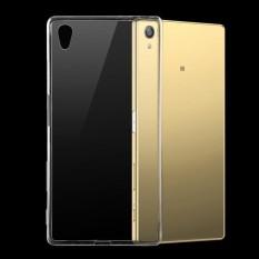Mr Ultrathin Sony Xperia Z5 Premium UltraThin / UltraFit Air Case 0.3mm Casing Sony Xperia Z5 Silikon Sony Xperia Z5 JellyCase Sony Xperia Z5 – Transparan