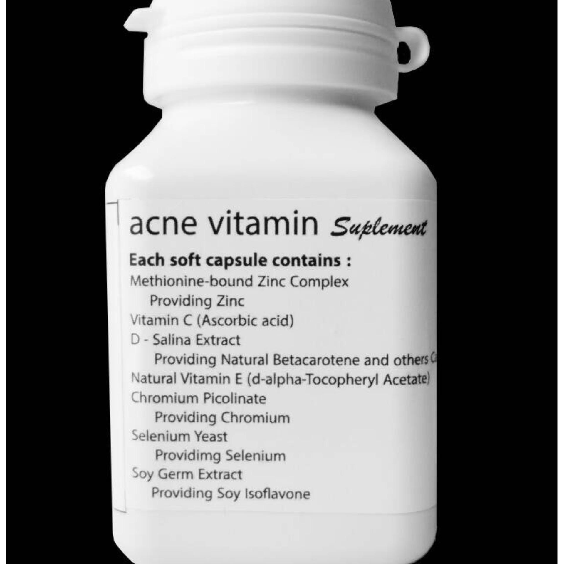 Review Ms Glow Vitamin Kapsul Jerawat Di Jawa Timur