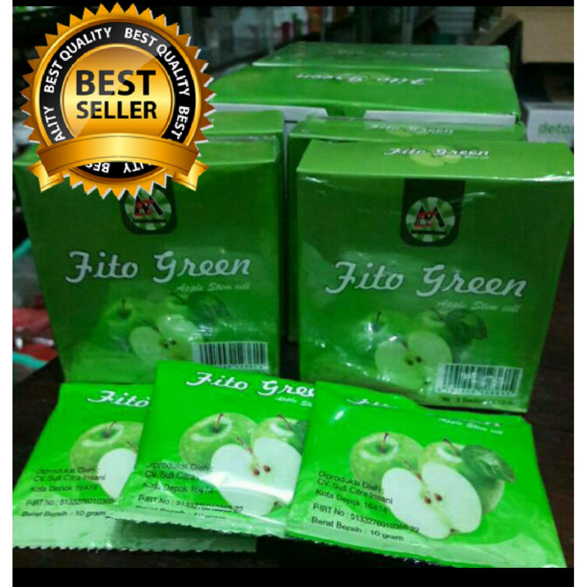 Beli Msi Apple Steam Cell Vito Green 1Bok Isi 12 Saset Terbaru