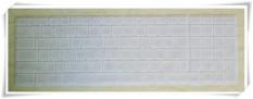 MSI Pelindung Keyboard Ge60/2ql-1047xcn Karpet Anti Debu Buku Tulis Pelindung Film