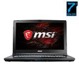 Jual Msi Gl62Vr 7Rfx Intel Core I7 7700Hq Ram 8Gb 1Tb 128Gb Ssd Nvidia Gtx1060 15 6 Dos Black Msi Original