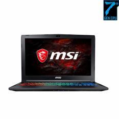 MSI GP62M 7REX-2245 - i7-7700HQ - 8GB Ram - 128GB SSD+1TB HDD - VGA 4GB - 15.6
