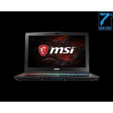 Msi GP62M 7REX  2245 - i7 7700HQ- 8GBRAM - 1TB + 128GB SSD - GTX 1050Ti 4GB - Win 10