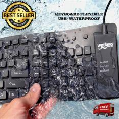 Mtech Universal Flexible Keyboard USB