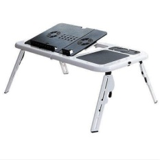Beli Multi Functional Laptop Table Ld09 Black Di Indonesia