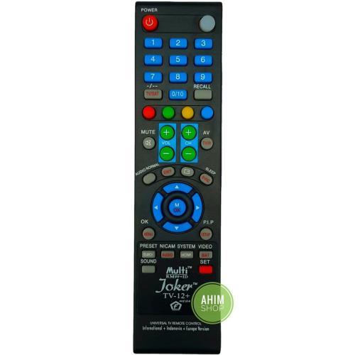 Multi Remote Tv Pintar Bisa U Kipas Angin 210 Merek Tv Led Lcd Hdmi Plasma Free 2pcs Baterai Aa Eveready Remote Control Tv Jawa Timur Duniaaudio Com