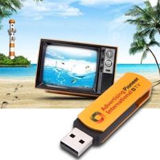 Multifungsi Golden USB Worldwide Internet TV dan Radio Player Dongle-Intl