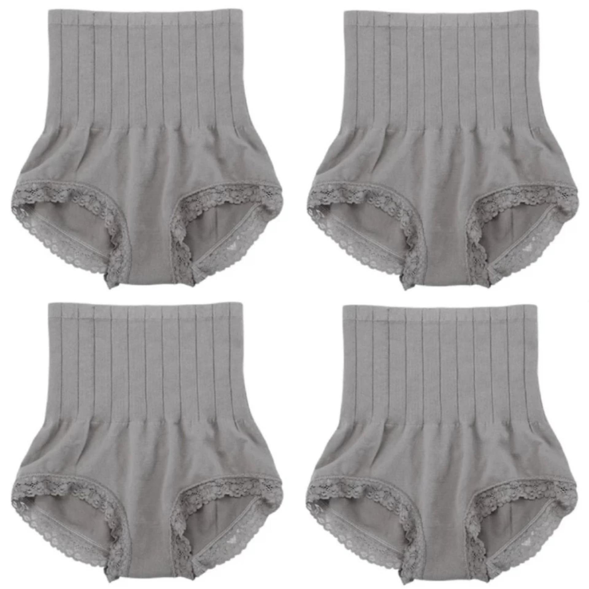 Toko Munafie Slim Pant Korset Japan Pelangsing Celana Allsize Abu Abu 4 Pcs Di Dki Jakarta