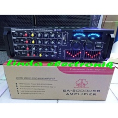 MURAH BAGUS!!!Amplifier BBS sa 5000 usb/sd card/equalizer