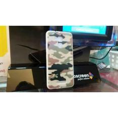 Murah! Case Asus Zenfone 3 Max ZC520TL Softcase Motif Army