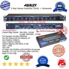 Murah !!! Crossover Ashley 324 Xl + Subwoofer