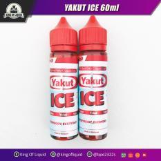 Jual Murah Dan Promo Yakut Ice 60Ml Red Liquid Malaysia Yakult Yacult Vape Vapor Ice Murah