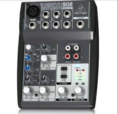 Murah !!! Mixer Behringer Xenyx 502 ( 4 Channel )