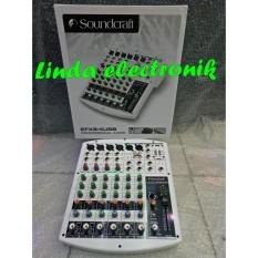 Murah Mixer Soundcraft EFX 8/4 USB ( 8 Channel )