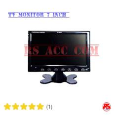 Murah !!! Portable Monitor 7 Inch + Tv Tuner Hollywood AW 798A NEW Slim Model