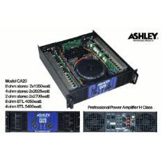 Murah Power Amplifier Ashley CA 20