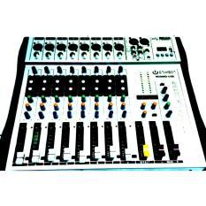 Murah !!! Power Mixer 8 Channel Crimson Mx-800D Usb 1000 Watt