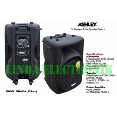 MURAH!!!Speaker sound aktif ashley mk 400 a 300waat (1PSG)