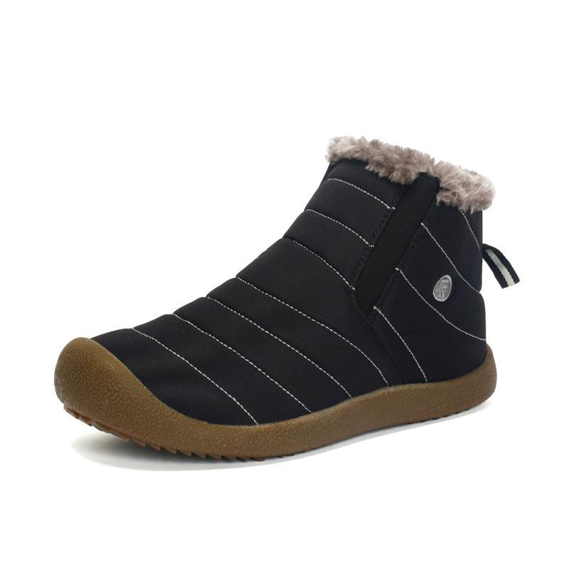 Jual Musim Dingin Pria Dan Wanita Dengan Kapas Olahraga Sepatu Plus Kasmir Penebalan Jaket Hangat Sepatu Non Slip Leisure Travel Sepatu Plus Ukuran 35 48 Intl Di Tiongkok