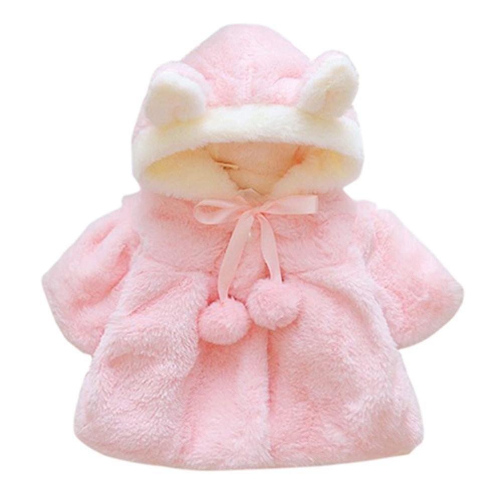 Spesifikasi Musim Gugur Musim Dingin Bayi Putri G*rl Menebal Bayi Pakaian Mantel Intl Yg Baik
