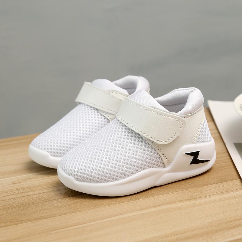 Jual Beli Musim Semi Dan Musim Gugur Anak Anak Sepatu Olahraga Sayang Sepatu Baru Tiongkok