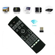 Toko Mx3 L Backlit 2 4G Hz Lalat Udara Mouse Nirkabel Querty Keyboard Remote Controller For Tv Xbmc Mx3 Dekat Sini
